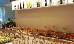 Gran buffet Hotel Arabel Riccione