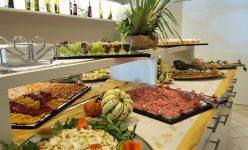 Preprazioni gourmet Hotel Arabel Riccione